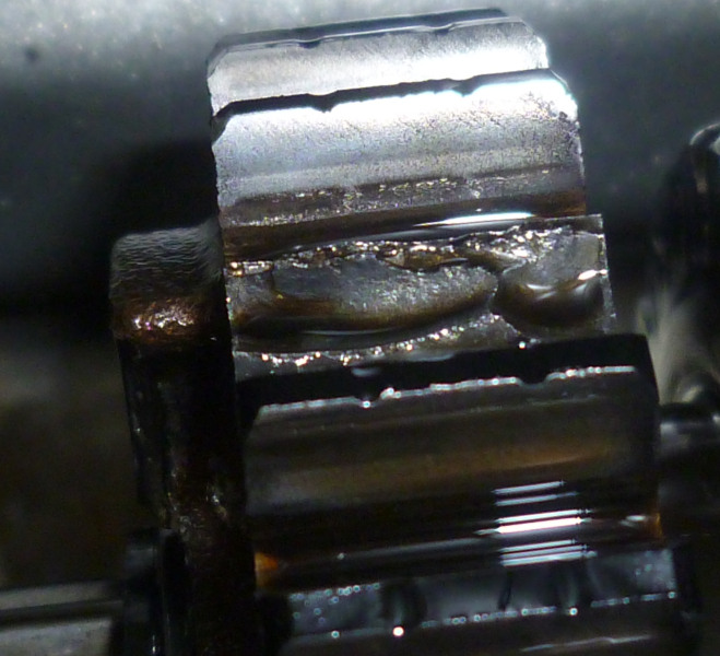 getriebe losrad festrad