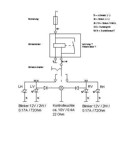 LED-BLINKER AN 3VD - Seite 2 - Das FORUM für TDM und Tracer
